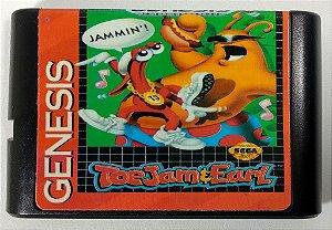ToeJam & Earl - Mega Drive