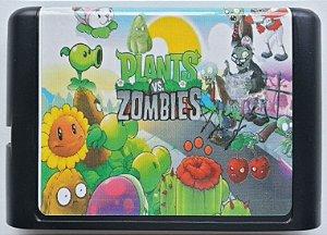 Plants vs Zombies - Mega Drive