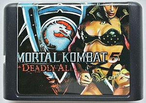 Mortal Kombat 5 Sub-Zero - Mega Drive