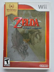 Zelda Twilight Princess Original - Wii