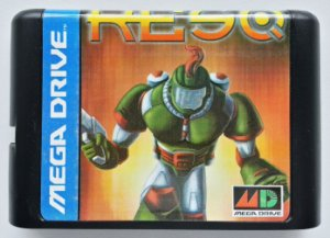 RESQ - Mega Drive