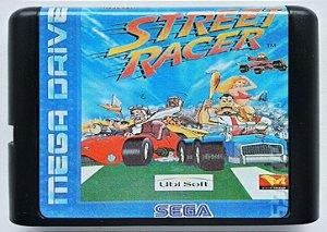 Street Racer - Mega Drive