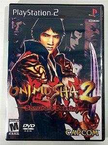 Onimusha 2 Original - PS2