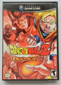 Dragon Ball Z Budokai Original - GC