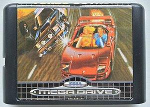 Turbo OutRun - Mega Drive