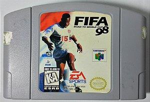 Fifa 98 Original - N64
