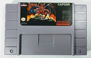 Jogo Demons Crest - SNES