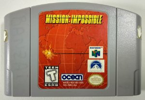Mission Impossible Original - N64