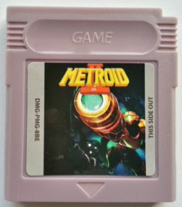 Metroid II DX - GB
