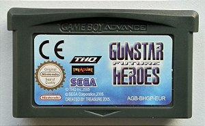 Gunstar Future Heroes - GBA