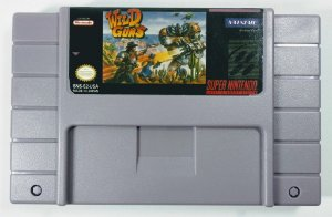 Jogo Wild Guns - SNES