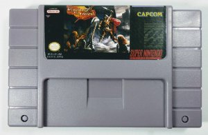 Jogo Knights of the Round - SNES