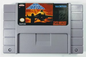 Jogo Aero Fighters - SNES
