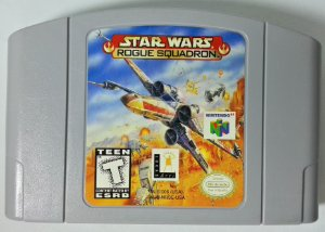 Star Wars Rogue Squadron Original - N64
