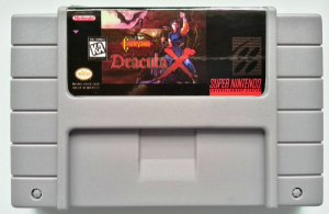 Castlevania Dracula X - SNES