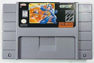 Jogo Megaman 7 - SNES