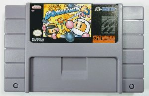 Jogo Super Bomberman - SNES