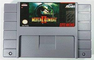 Mortal Kombat 2 - SNES