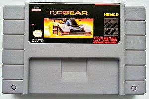 Top Gear - SNES