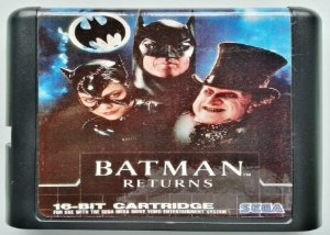 Batman Returns - Mega Drive