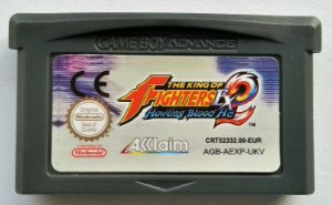 The King of Fighters EX 2 - GBA