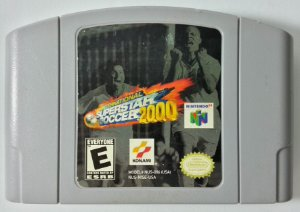 International Superstar Soccer 2000 Original - N64