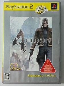 Biohazard (Resident Evil) 4 [Japonês]  - PS2