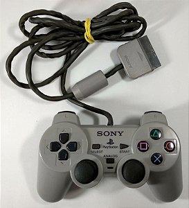 Controle Original Cinza - Playstation 1 One