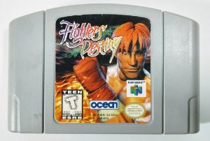 Fighters Destiny Original - N64