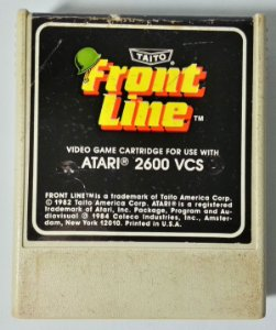 Front Line - Atari