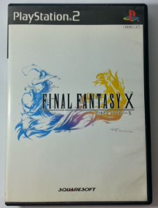 Final Fantasy X [Japonês] - PS2