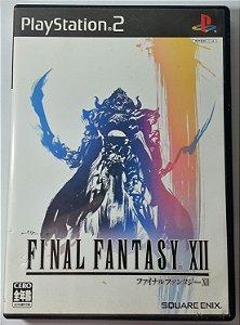 Final Fantasy XII [Japonês] - PS2