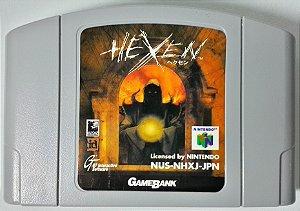 Hexen Original [Japonês] - N64