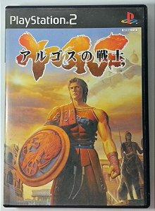 Argus no Senshi [Japonês] - PS2