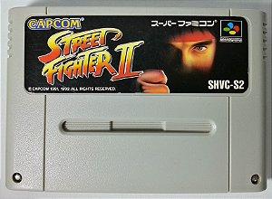 Street Fighter 2 - Super Famicom