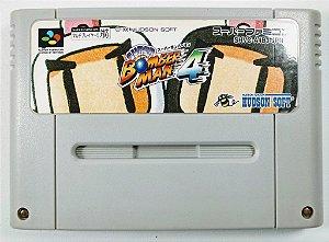 Super Bomberman 4 Original - Super Famicom