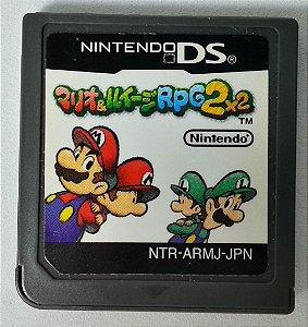 Mario & Luigi RPG 2X2 [Japonês] - Nintendo DS