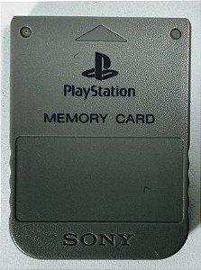 Memory Card original - PS1 One