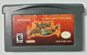 Yu-Gi-Oh! Reshef of Destruction Original - GBA