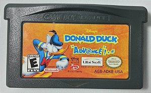 Donald Duck Advance Original - GBA