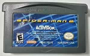 Jogo Spider-man 2 Original - GBA