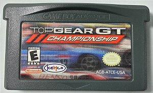 Topgear GT Championship Original - GBA