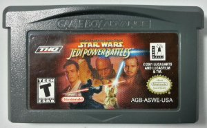 Star Wars Jedi Power Battles - GBA