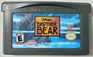 Brother Bear Original - GBA