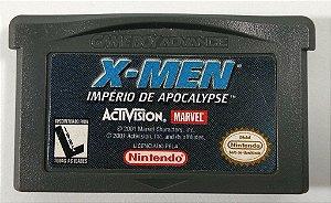 X-Men Império de Apocalypse Original - GBA