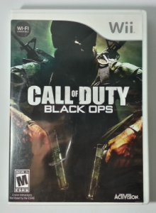Call of Duty Black Ops Original - Wii