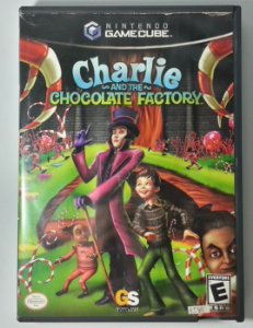 Charlie and the Chocolate Factory Original - GC