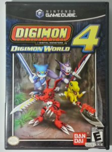 Digimon 4 Original - GC