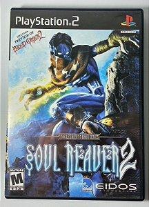 Soul Reaver 2 Original - PS2