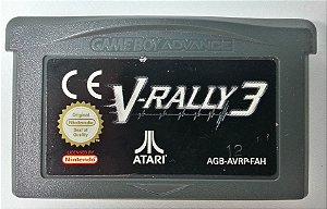 V-Rally 3 Original [Europeu] - GBA